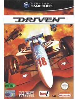 DRIVEN for Nintendo Gamecube