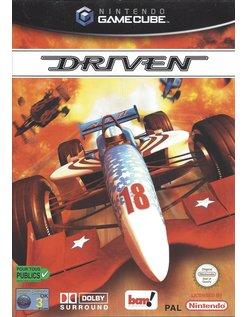 DRIVEN für Nintendo Gamecube