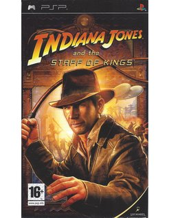 INDIANA JONES AND THE STAFF OF KINGS voor PSP