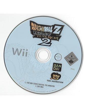 DRAGON BALL Z BUDOKAI TENKAICHI 2 voor Nintendo Wii