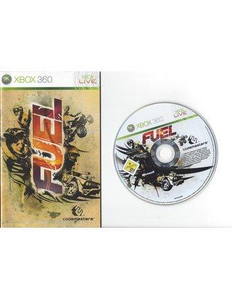 FUEL voor Xbox 360