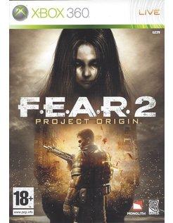 F.E.A.R. 2 - FEAR 2 PROJECT ORIGIN for Xbox 360