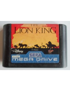 THE LION KING for Sega Mega Drive