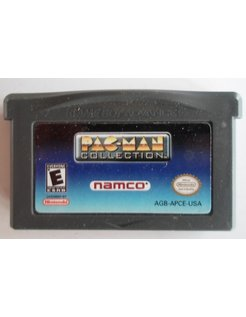PAC-MAN COLLECTION voor Game Boy Advance GBA