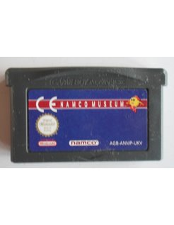 NAMCO MUSEUM voor Game Boy Advance GBA