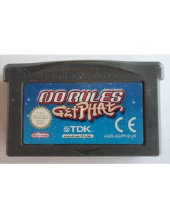 NO RULES GET PHAT voor Game Boy Advance GBA