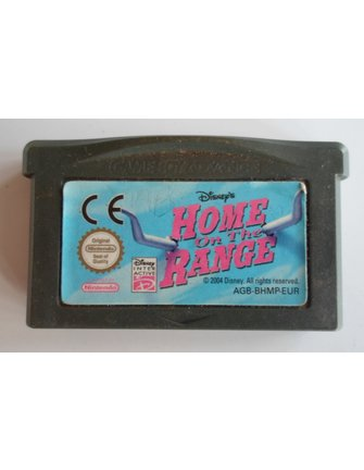 HOME ON THE RANGE voor Game Boy Advance GBA
