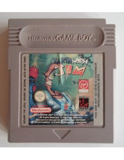 EARTHWORM JIM for Nintendo Game Boy