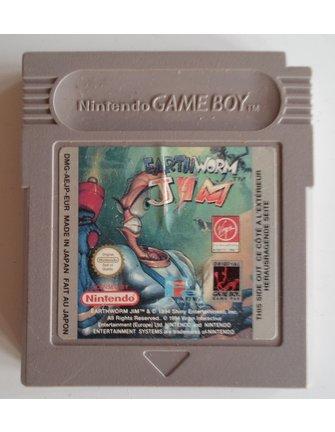 EARTHWORM JIM voor Nintendo Game Boy