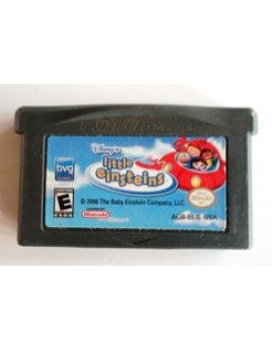 LITTLE EINSTEINS voor Game Boy Advance GBA