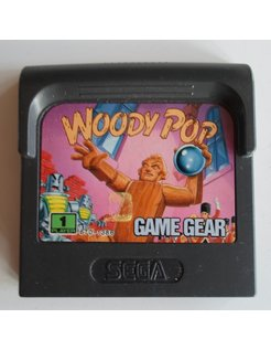 WOODY POP voor Sega Game Gear