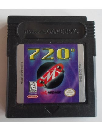 720° DEGREES for Nintendo Game Boy Color GBC