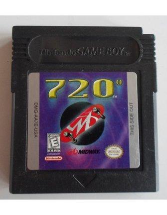 720° DEGREES für Nintendo Game Boy Color GBC