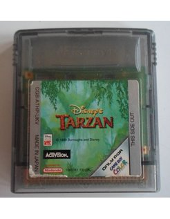 DISNEY'S TARZAN für Nintendo Game Boy Color GBC