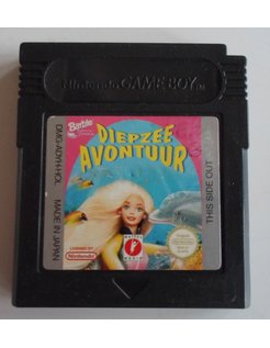 BARBIE DIEPZEE AVONTUUR für Nintendo Game Boy Color GBC