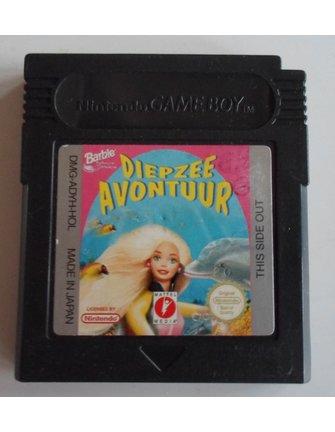 BARBIE DIEPZEE AVONTUUR for Nintendo Game Boy Color GBC