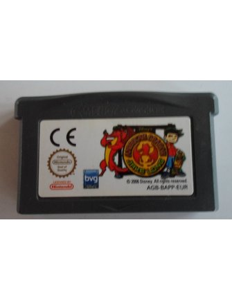 AMERICAN DRAGON JAKE LONG for Game Boy Advance GBA