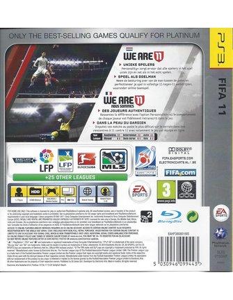 FIFA 11 voor Playstation 3 PS3