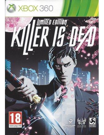 KILLER IS DEAD für Xbox 360
