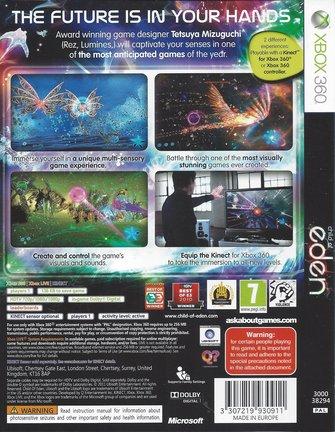 CHILD OF EDEN für Xbox 360