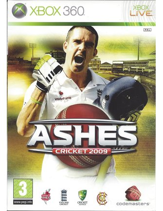 ASHES CRICKET 2009 for Xbox 360