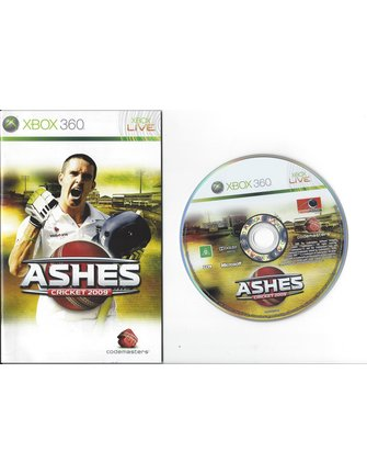 ASHES CRICKET 2009 voor Xbox 360