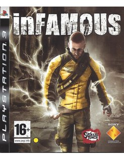 INFAMOUS voor Playstation 3 PS3