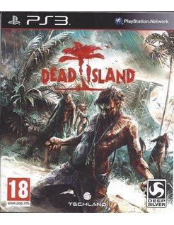 DEAD ISLAND voor Playstation 3 PS3