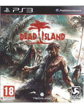 DEAD ISLAND for Playstation 3 PS3