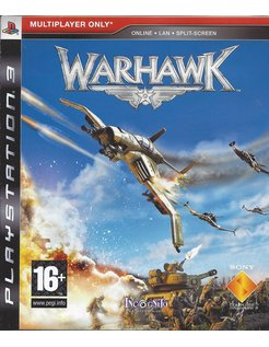 WARHAWK voor Playstation 3 PS3