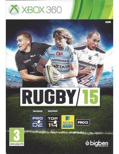 RUGBY 15 voor Xbox 360