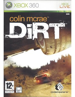 COLIN MCRAE DIRT for Xbox 360