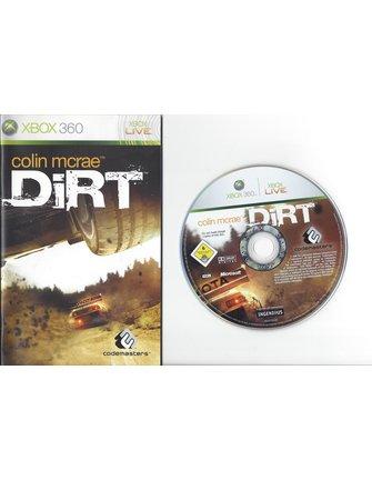 COLIN MCRAE DIRT für Xbox 360
