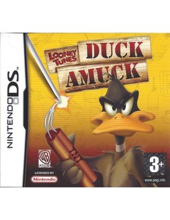 LOONEY TUNES DUCK AMUCK for Nintendo DS