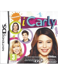 I CARLY for Nintendo DS