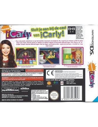 I CARLY voor Nintendo DS