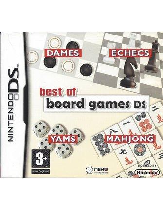 BEST OF BOARD GAMES DS für Nintendo DS