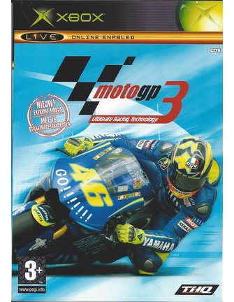 MOTO GP ULTIMATE RACING TECHNOLOGY 3 for Xbox