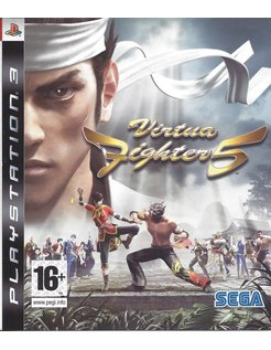 VIRTUA FIGHTER 5 for Playstation 3 PS3