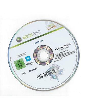 FINAL FANTASY XIII (13) voor Xbox 360