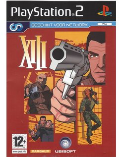 XIII (Thirteen) for Playstation 2 PS2
