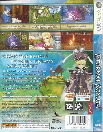 ETERNAL SONATA for Xbox 360