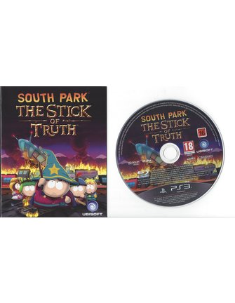 SOUTH PARK THE STICK OF TRUTH for Playstation 3 PS3