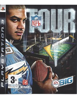 NFL TOUR for Playstation 3 PS3