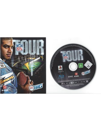 NFL TOUR voor Playstation 3 PS3