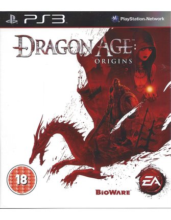 DRAGON AGE ORIGINS for Playstation 3 PS3