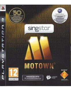 SINGSTAR MOTOWN für Playstation 3
