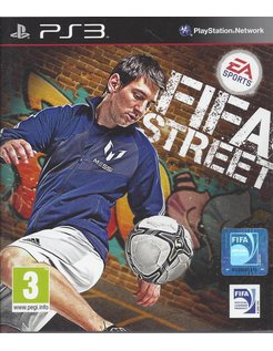 FIFA STREET voor Playstation 3