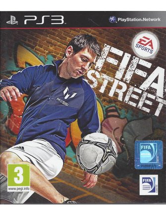 FIFA STREET voor Playstation 3 PS3