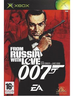 FROM RUSSIA WITH LOVE voor Xbox